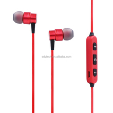 Portable Wireless sports headphone Stereo Bluetooth Earphone, in-ear stereo bluetooth headset