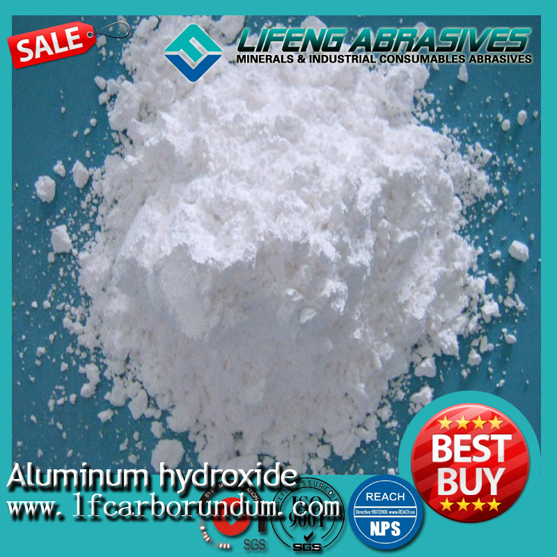 99.7% min flame resistant Aluminum hydroxide/aluminum Tri Hydrate/aluminium hydroxide uses for water purification