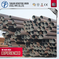 China factory schedule 40 steel pipe price