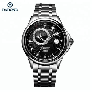 China manufacture automatic watches men luxury brand