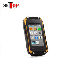 IP68 waterproof smart android rugged mobile phone 3g
