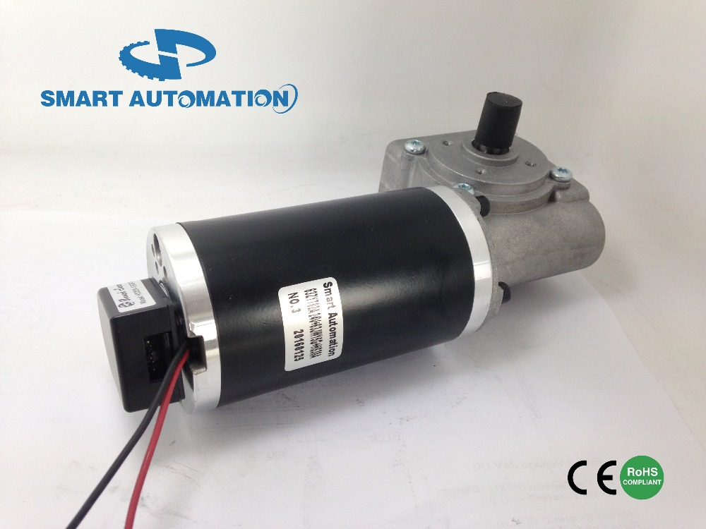 OD63mm high torque Permanent Magnet Brushed Dc Motor 12V, 24V, 36V, 40V, 48V, 60v power 50w, 100w, 200w, 300w