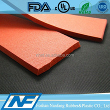 sponge silicone foam rubber sheet