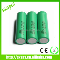 Hot selling original samsung 2200mah icr18650-22f battery charger for lg
