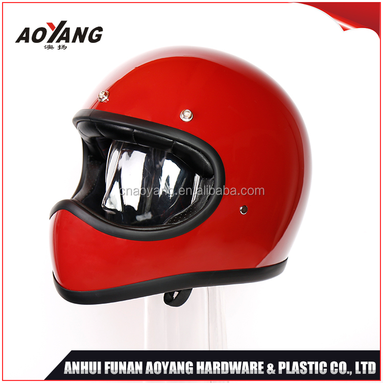 China Top Quality Supplier Classic Design Classic Motorcycle Helmet