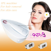 Doris beauty home use ipl personal home skin rejuvenation machine with 2 lamps DO-E05