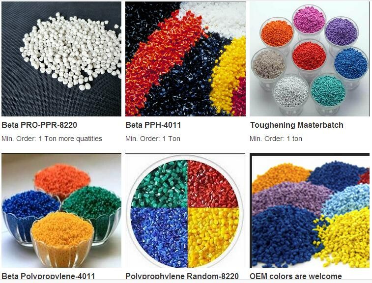 ppr material free sample for test production pp random