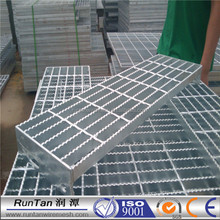OEM & ODM customization stair treads steel grating weight ( ISO9001-2008 )