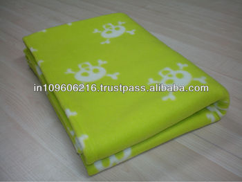 WARM POLAR FLEECE BLANKETS