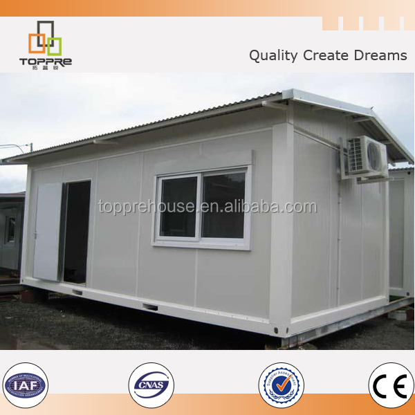 Cheap Modular Prefab Accommodation Container House