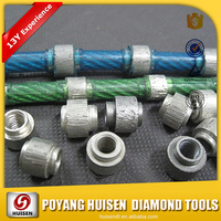 Flexibility Tensile Properties 7.2mm Precision Multi Diamond Wire Saw