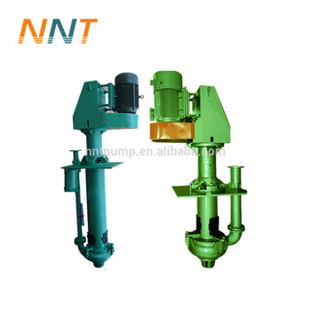 NNT Pump large flow rate iron ore beneficiation slurry pump