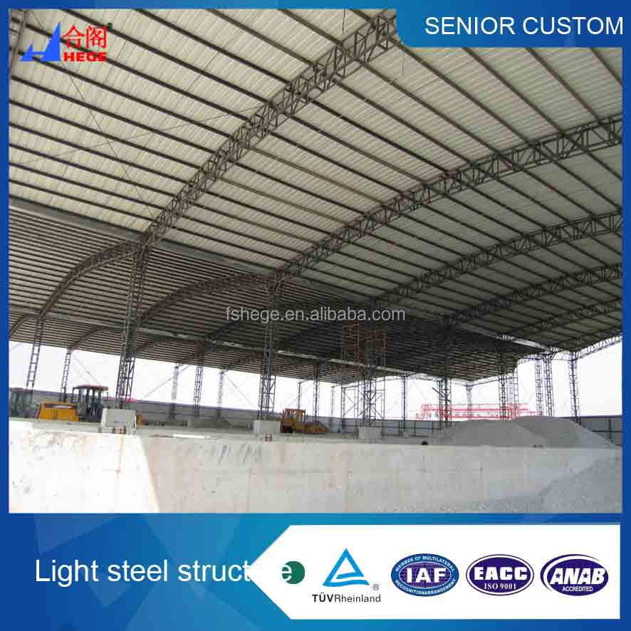 agriculture steel structure building/steel structure indoor horse riding arena
