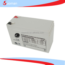 12v 7ah VRLA Battery price rocket sealed lead acid battery