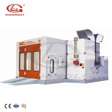Hot sale auto body painting room car spray booth oven