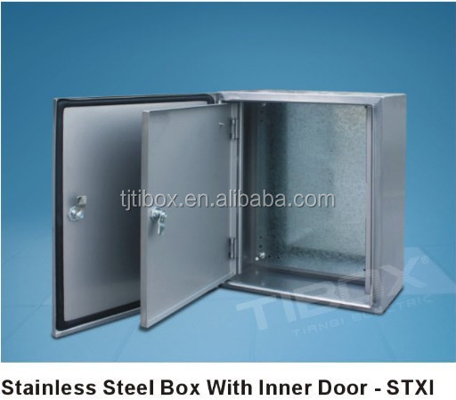 TIBOX good quality stainless steel junction box,Instrument Enclosures