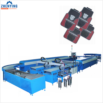 PVC car mat machine/PVC floor mat machine