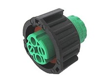 Automotive 4-pin female round connector