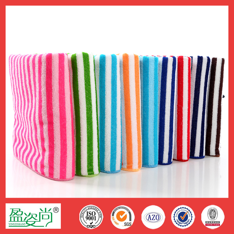 shuangyi textiles hot sale microfiber hand towel for muslim with logo