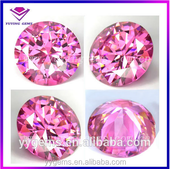 machine cut lab created pink diamond price 10mm cz 1 carat