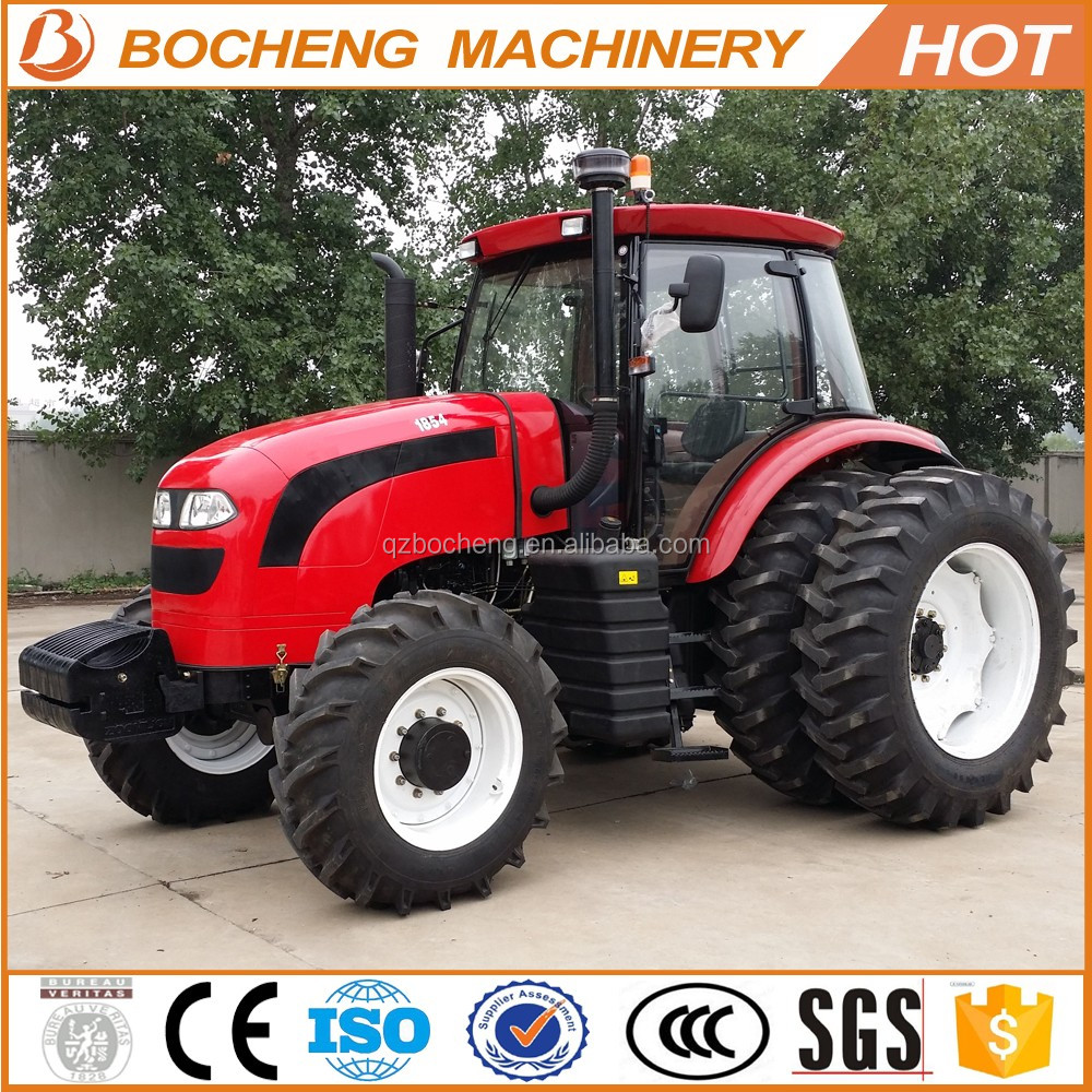 16 Wheel Tractor : China big farm wheel tractors hp wd shuttle