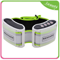 belt massager beauty slim machine ,H0T084 electric weight loss vibration belt , tummy fit belts