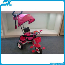 Factory price plastic children tricycle baby tricycle toy childrens plastic tricycle
