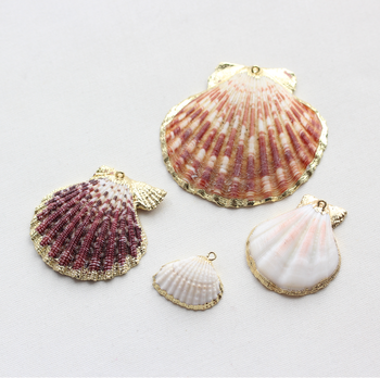 Promotion Shell jewelry pendant custom gift for family