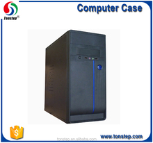 Factory price!! High quality desktop 0.4 SECC case oem computer case for sale