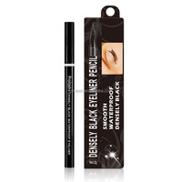 Private label long lasting waterproof gel eyeliner, cosmetic eyeliner pencil
