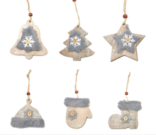 Factory Direct Sell 2017 new Christmas product, hanging Christmas tree decoration, hanging christmas