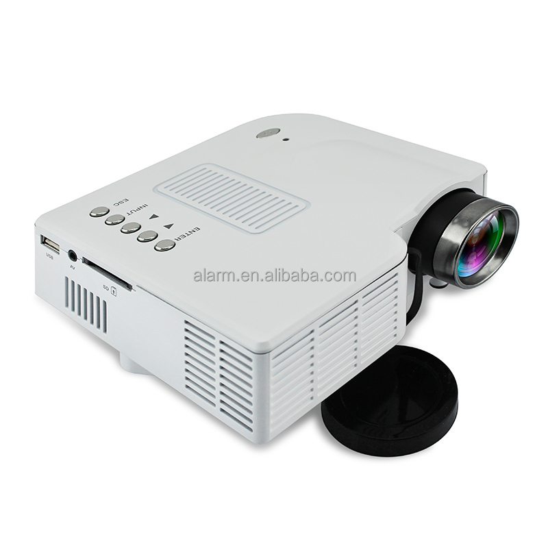 Best projectors uc28 video led mini projector