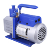 Portable Air Vacuum Pump 1.5CFM Dual Voltage Two Stage Vacuum Pump 2RS-0.5