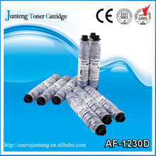Compatible refill toner for Ricoh aficio AF1230D copier