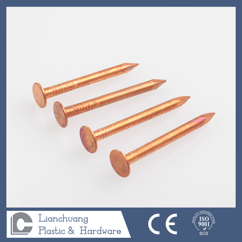 Copper Clout Roofing Nails