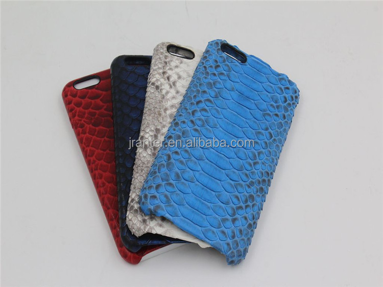 OEM100% Python Leather Cover for iPhone Case, for iPhone 5 Back Cover Housing