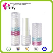 shiny candy color plastic lipstick tube candy color lipstick tube lipstick tube