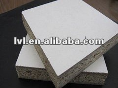 white melamine faced particle board 1220*2440