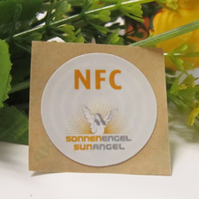 purchase Low cost smart passive chip printable nfc rfid label/sticker/tag