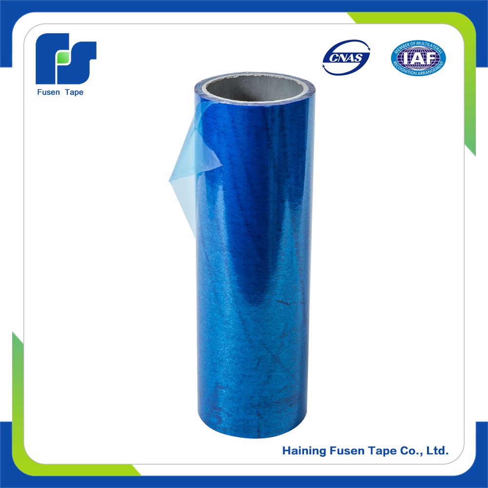Transparent window glass film cellophane roll for common glass