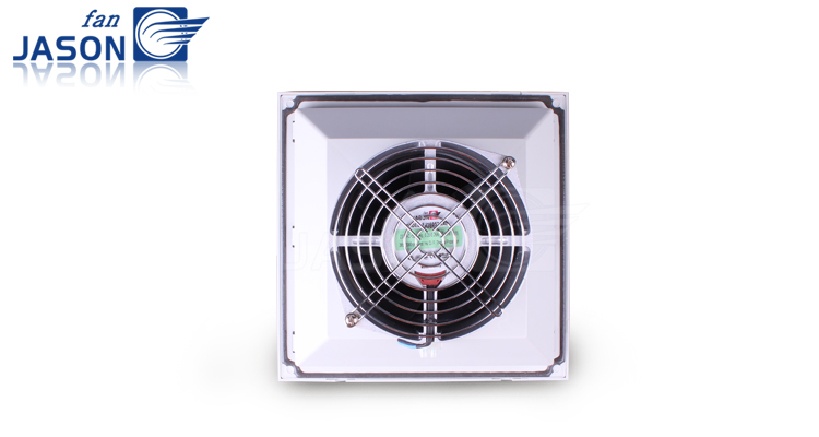 Dust Proof Axial Filter Fan 255x255x121mm