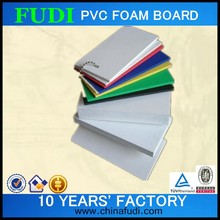 2015 colored new environmental polyurethane foam insulation, rigid polyurethane foam board