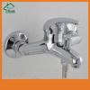 Bathroom sanitary ware faucet wall intallation bathtub mixer tap