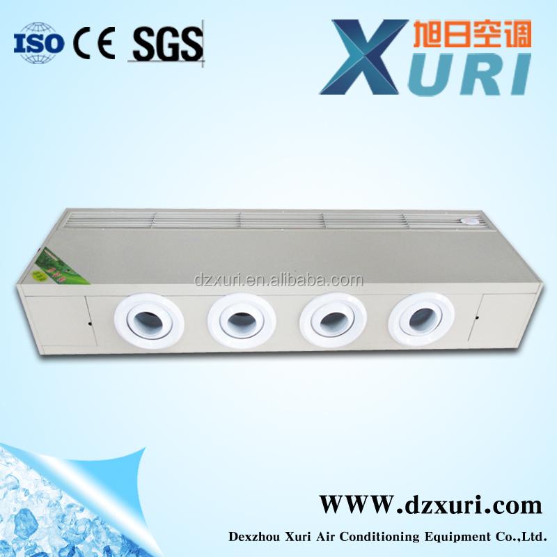Dezhou Xuri Air conditioning equipment,Jetting type fan coil units