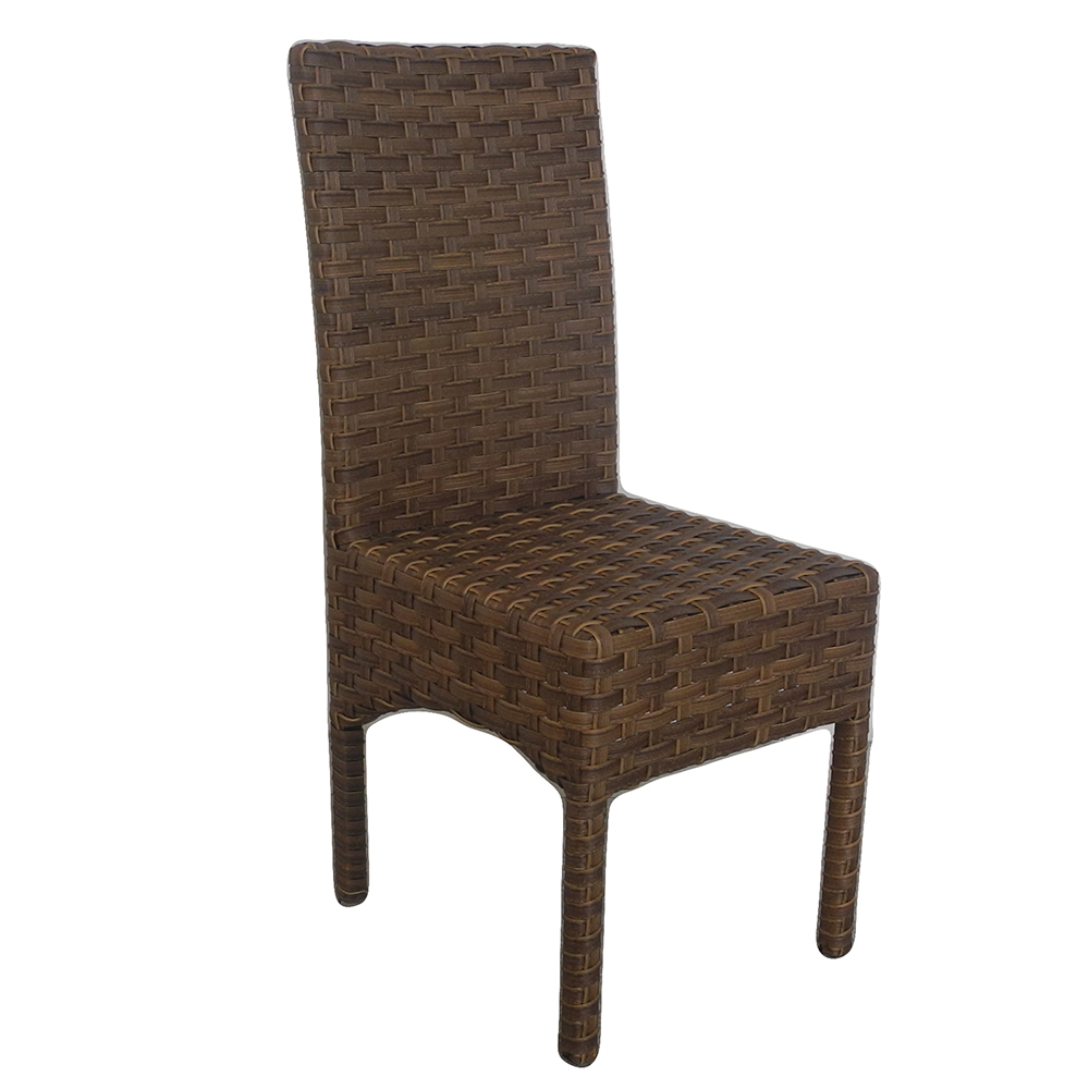 wholesale outdoor rattan wicker modern dining chair for RH139