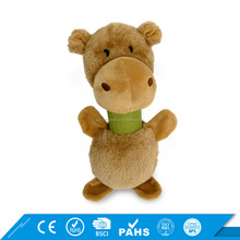 2017 New Sound Interactive Latex Plush Dog Toy
