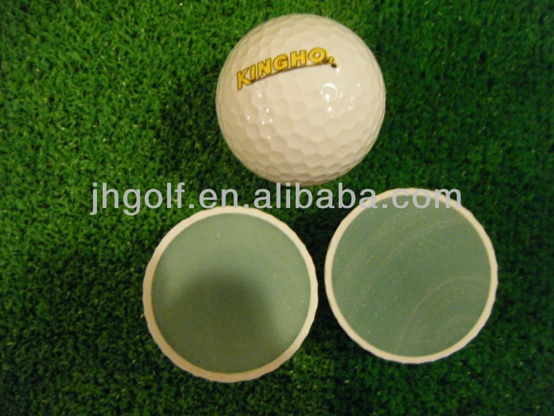 13years golf factory-- professional tournament 3 pieces golf ball