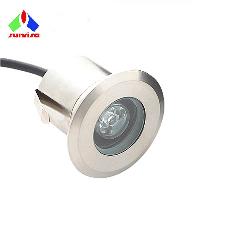 Beam Angle 15 Degree Recessed Ground LED Buried Light