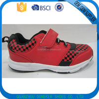 Sports red bird shoes