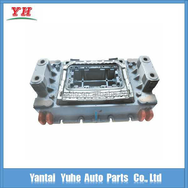Chinese auto parts sheet metal stamping parts with stamping press machine